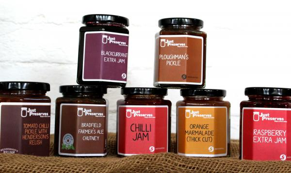 Picture of Honey,  Jam, Chutney & Spread
