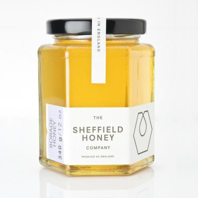 Picture of Borage Honey 12oz - Sheffield Honey Company