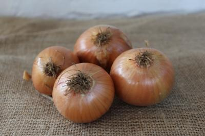 Picture of Organic Onions portion - 500g -