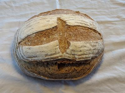 Picture of Perfectionery - Large Wholemeal Artisan loaf 950g