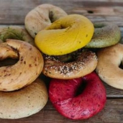 Fresh and Organic, Bagels local and organic