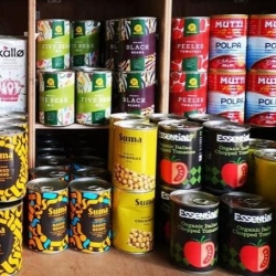 Fresh and Organic, Tinned & Dried Goods local and organic